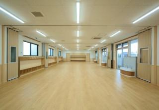 s24 2階保育室全景