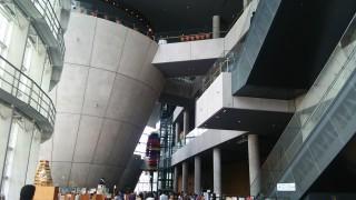 ルノワール展を観に国立新美術館に行ってきました