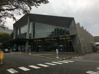 群馬音楽センターに行ってきました。