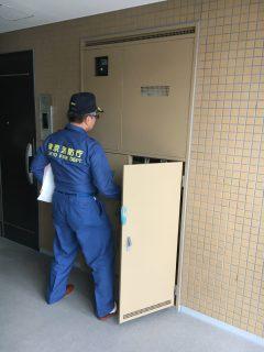 (仮称)TT-FLAT新築工事 各完了検査