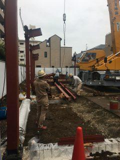桜新町の保育園 建て方