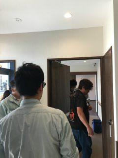 板橋の福祉施設 施主検査
