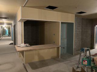 板橋の介護施設 内装工事