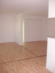 Kアパート改修工事の現場リポート 内装工事完了