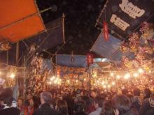 大宮氷川神社の「十日市」に行ってきました。