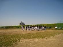 草野球、開幕戦