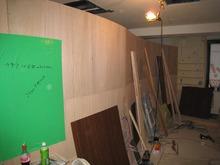 美容室 K  家具工事施工中