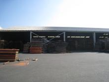 木材工場に行ってきました。