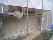 杉並 Ⅰ邸  外壁工事完了