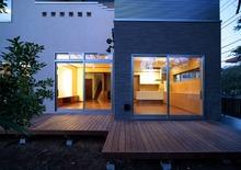 ホームページの作品集に杉並の家を掲載しました。