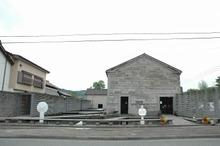 那須芦野にある「石の美術館」に行ってきました。