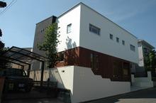 船橋の家 竣工