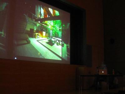 椎名英三さんの日本建築学会賞受賞講演に行って来ました