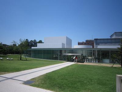 21世紀美術館に行ってきました。