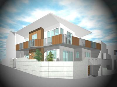 住宅 S邸の工事が始まります。
