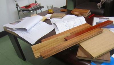 『ハナミズキ通りの家』  木材の検討
