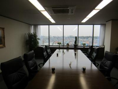 事務所ビルの耐震設計依頼の打ち合わせ