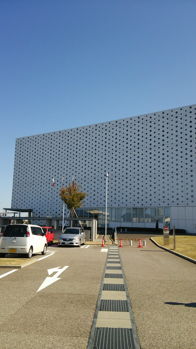 金沢の建築を見てきました。