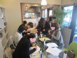 Art cafe Lindenの第3回イベント開催