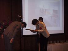 Residential Lighting Awards 2005/住まいのあかりコンクールの受賞式に行ってきました。