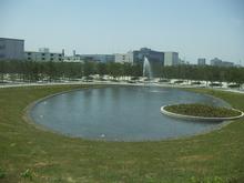 安藤忠雄氏設計のさくら広場に行ってきました