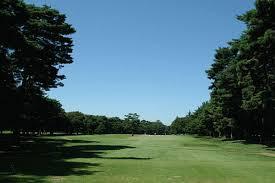 ゴルフ場で打ち合わせ