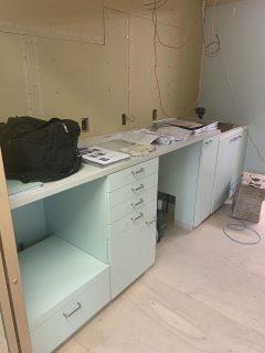 さいたま市の歯科医院改修工事