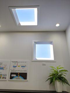 三菱LED照明の新製品「misola(みそら)」を見てきました
