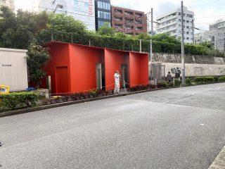 渋谷の公共トイレプロジェクト「THE TOKYO TOILET」